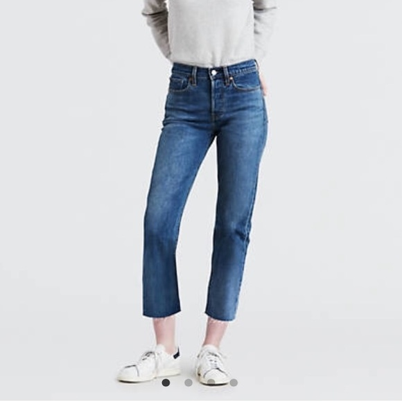 Levi's Denim - Levi's Wedgie Straight Jeans